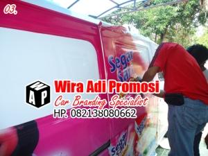 car branding , mobil branding
